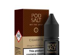 Cigarette eLiquid by Pod Salt review